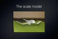 The scale model