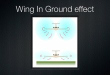 Wing in ground effect